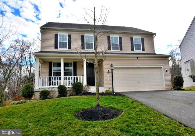 18213 Jillian Lane, TRIANGLE, VA 22172 (#VAPW487236) :: Dart Homes