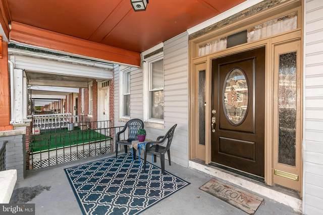 422 Lyndhurst Street, BALTIMORE, MD 21229 (#MDBA499680) :: The Bob & Ronna Group