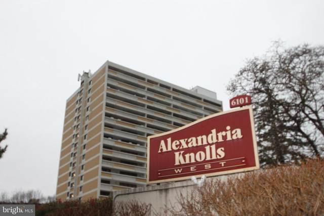 6101 Edsall Road #1201, ALEXANDRIA, VA 22304 (#VAAX243388) :: Speicher Group of Long & Foster Real Estate