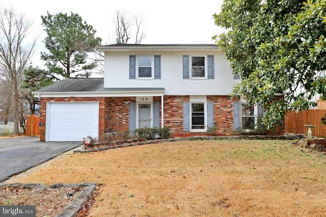 109 Sherman Road, WALDORF, MD 20602 (#MDCH210952) :: The Matt Lenza Real Estate Team