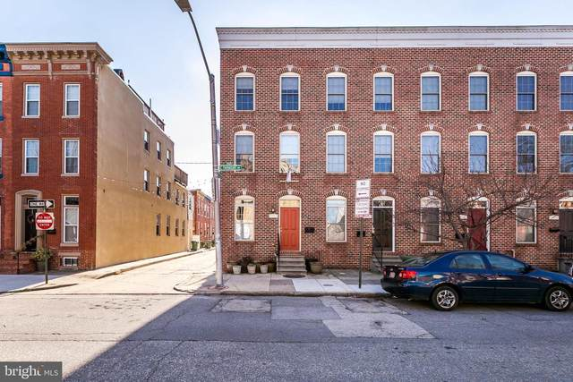 2119 E Fairmount Avenue, BALTIMORE, MD 21231 (#MDBA499682) :: Bic DeCaro & Associates