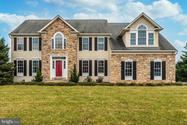 4405 Rob Mar Drive, MOUNT AIRY, MD 21771 (#MDFR259620) :: RE/MAX Plus
