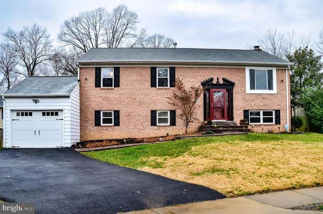 6108 Mulberry Court, ALEXANDRIA, VA 22310 (#VAFX1110336) :: AJ Team Realty