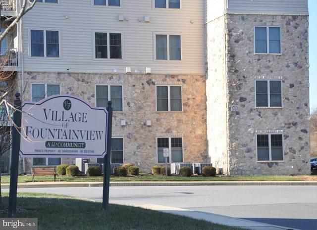 1000-UNIT 105 W Fountainview Circle, NEWARK, DE 19713 (#DENC494756) :: Linda Dale Real Estate Experts