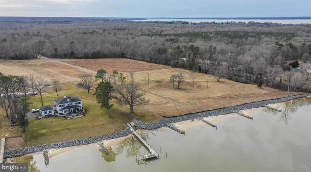 Lot 2 Mathias Point On The Potomac River, KING GEORGE, VA 22485 (#VAKG119002) :: RE/MAX Cornerstone Realty