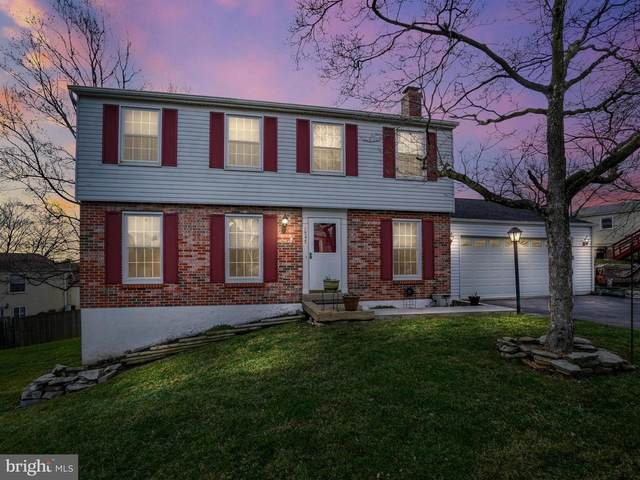 1545 Andover Lane, FREDERICK, MD 21702 (#MDFR259632) :: Bic DeCaro & Associates