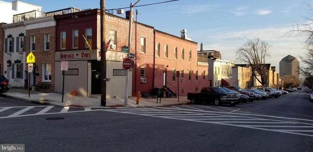 3301 Foster Avenue, BALTIMORE, MD 21224 (#MDBA499706) :: The Dailey Group