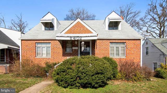 6402 Foster Street, DISTRICT HEIGHTS, MD 20747 (#MDPG558860) :: Pearson Smith Realty