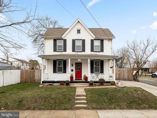 605 Fairlawn Avenue, LAUREL, MD 20707 (#MDPG558872) :: Seleme Homes