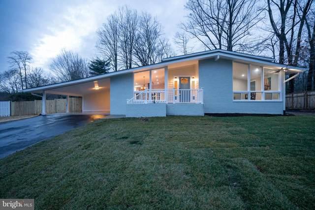 3704 Cordova Place, FAIRFAX, VA 22031 (#VAFX1110406) :: Bic DeCaro & Associates