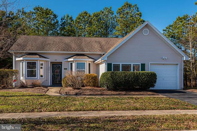 37276 Fox Drive #63, OCEAN VIEW, DE 19970 (#DESU155706) :: Brandon Brittingham's Team