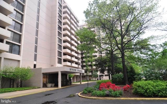 4141 N Henderson Road #1011, ARLINGTON, VA 22203 (#VAAR159058) :: City Smart Living