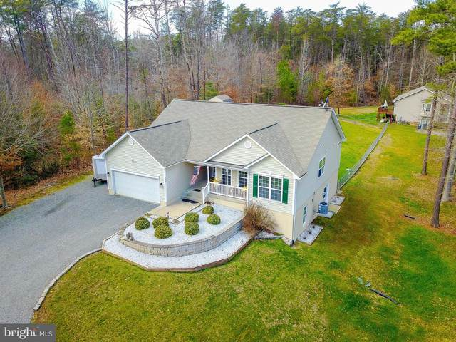 403 Howe Drive, RUTHER GLEN, VA 22546 (#VACV121608) :: Green Tree Realty