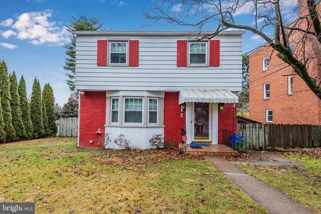 702 S 25TH Street, HARRISBURG, PA 17111 (#PADA119044) :: The Joy Daniels Real Estate Group