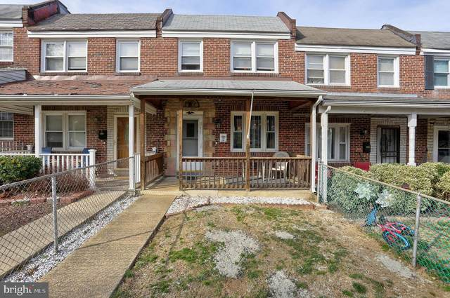 311 Grove Park, BALTIMORE, MD 21225 (#MDAA425038) :: The Riffle Group of Keller Williams Select Realtors