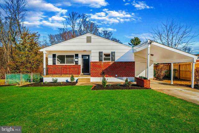 3823 Cassandra Road, RANDALLSTOWN, MD 21133 (#MDBC484844) :: AJ Team Realty