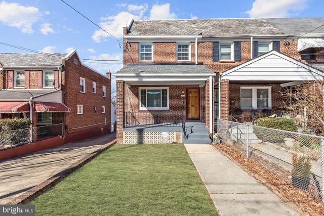 82 Allison Street NE, WASHINGTON, DC 20011 (#DCDC458008) :: LoCoMusings