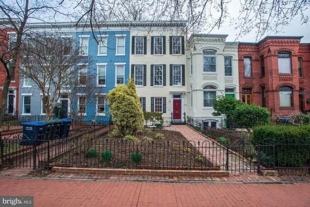 410 New Jersey Avenue SE, WASHINGTON, DC 20003 (#DCDC458014) :: The Licata Group/Keller Williams Realty