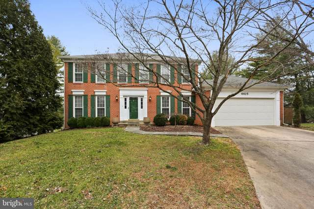 4405 Clifton Spring Court, OLNEY, MD 20832 (#MDMC695270) :: Tom & Cindy and Associates