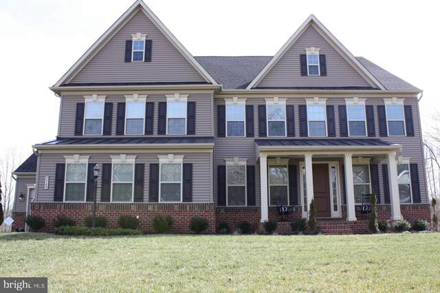 7789 Warrenton Chase Drive, WARRENTON, VA 20187 (#VAFQ164038) :: Larson Fine Properties