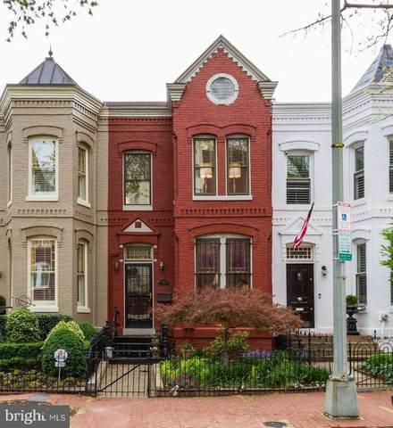 413 3RD Street NE, WASHINGTON, DC 20002 (#DCDC458022) :: Jennifer Mack Properties