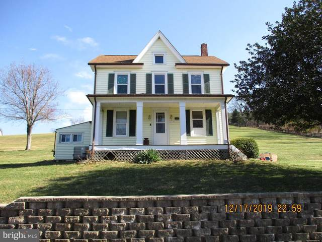 6319 Clevelandtown Road, BOONSBORO, MD 21713 (#MDWA170536) :: AJ Team Realty
