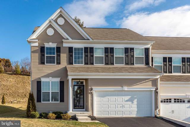 98 Greenvale Mews Drive #31, WESTMINSTER, MD 21157 (#MDCR194458) :: Bruce & Tanya and Associates