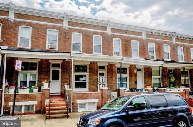 2111 Cliftwood Avenue, BALTIMORE, MD 21213 (#MDBA499768) :: The Vashist Group