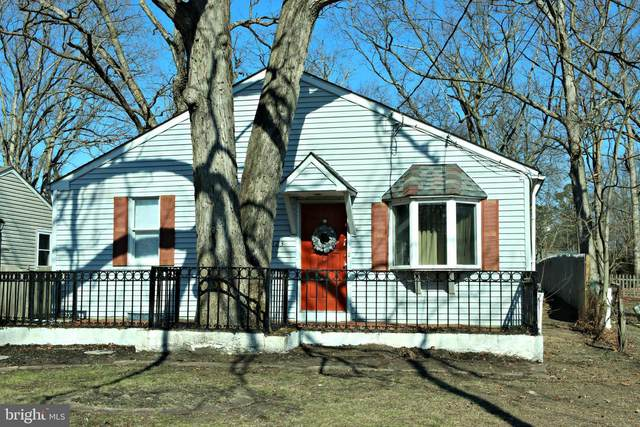 123 E 12TH Avenue, PINE HILL, NJ 08021 (#NJCD386796) :: Ramus Realty Group