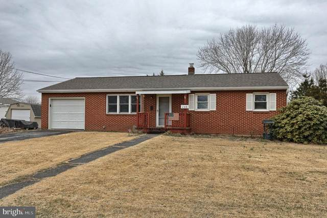 243 Garden Avenue, MIDDLETOWN, PA 17057 (#PADA119070) :: The Heather Neidlinger Team With Berkshire Hathaway HomeServices Homesale Realty