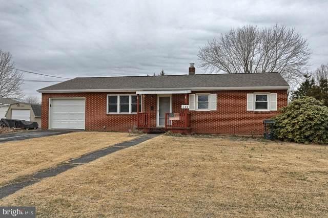 243 Garden Avenue, MIDDLETOWN, PA 17057 (#PADA119070) :: The Joy Daniels Real Estate Group