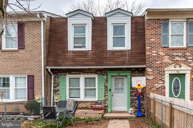 118 Carnival Drive, TANEYTOWN, MD 21787 (#MDCR194460) :: The Vashist Group