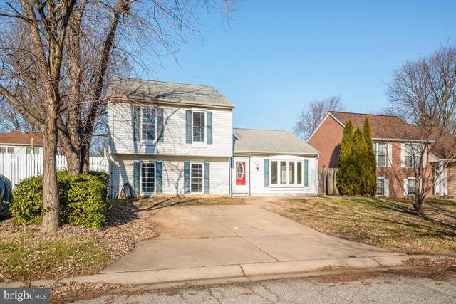 1221 S Caldwell Court, BELCAMP, MD 21017 (#MDHR243292) :: The Putnam Group