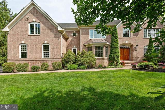 313 Adahi Road SE, VIENNA, VA 22180 (#VAFX1110478) :: The Miller Team