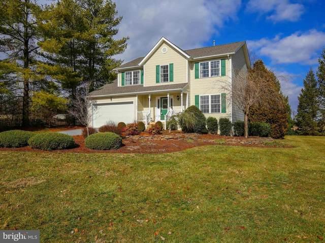 204 Greenfield Avenue, WINCHESTER, VA 22602 (#VAFV155632) :: The Licata Group/Keller Williams Realty