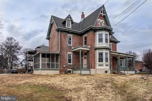 106 N Swarthmore Avenue, RIDLEY PARK, PA 19078 (#PADE508802) :: Scott Kompa Group