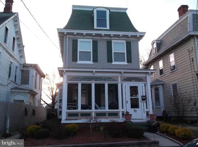 72 East Avenue, BRIDGETON, NJ 08302 (#NJCB125414) :: Bob Lucido Team of Keller Williams Integrity