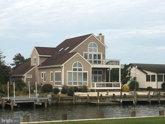 18 Ebbtide Court, OCEAN PINES, MD 21811 (#MDWO111990) :: Compass Resort Real Estate