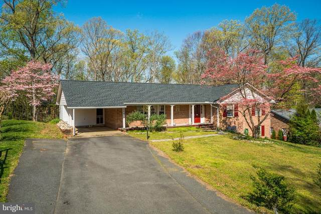114 Woodland Road, FREDERICKSBURG, VA 22401 (#VAFB116532) :: The Licata Group/Keller Williams Realty