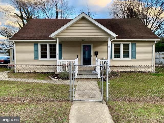12 Front Street, PENNSVILLE, NJ 08070 (MLS #NJSA137214) :: The Dekanski Home Selling Team