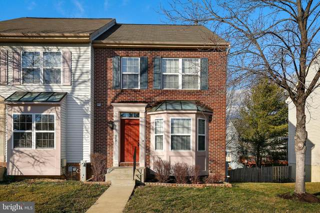 6241 Deep Earth Lane, COLUMBIA, MD 21045 (#MDHW275280) :: The Miller Team