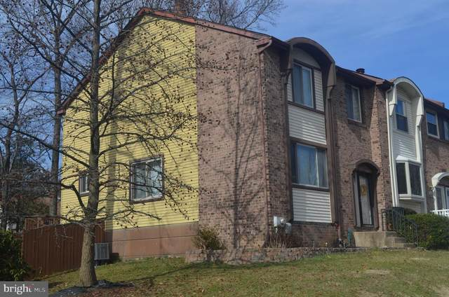 4100 Salford Court, BENSALEM, PA 19020 (#PABU489366) :: Scott Kompa Group
