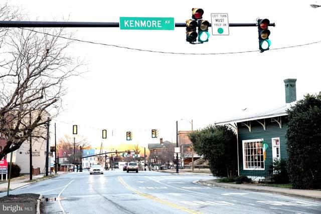 600 Kenmore Avenue, FREDERICKSBURG, VA 22401 (#VAFB116534) :: AJ Team Realty