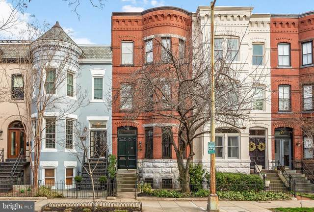 145 11TH Street NE, WASHINGTON, DC 20002 (#DCDC458110) :: Mortensen Team