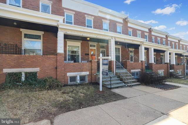 1311 W 42ND Street, BALTIMORE, MD 21211 (#MDBA499852) :: AJ Team Realty