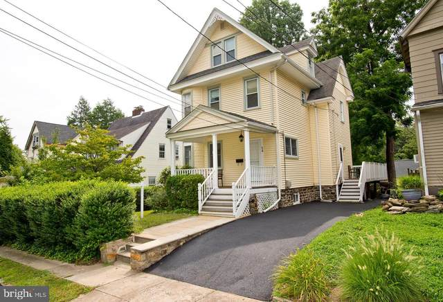 54 W Greenwood Avenue, LANSDOWNE, PA 19050 (#PADE508828) :: The John Kriza Team