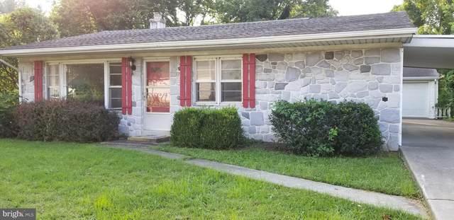 820 W Areba Avenue, HERSHEY, PA 17033 (#PADA119088) :: The Joy Daniels Real Estate Group