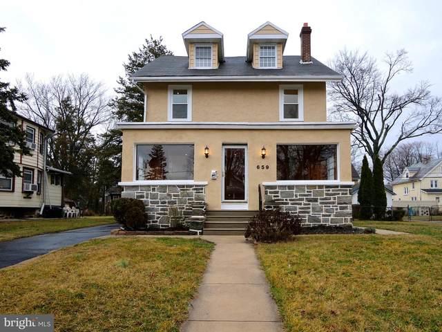 659 Cypress Street, LANSDOWNE, PA 19050 (#PADE508832) :: The John Kriza Team