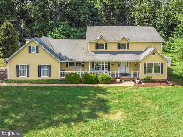 5060 Oatlands Lane, WARRENTON, VA 20187 (#VAFQ164056) :: Larson Fine Properties