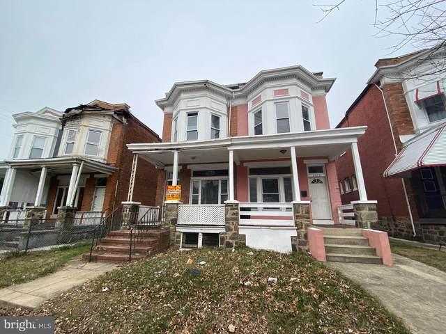 3820 Fairview Avenue, BALTIMORE, MD 21216 (#MDBA499866) :: John Smith Real Estate Group